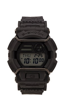 G-Shock x HUF GD-400HUF-1 in Black