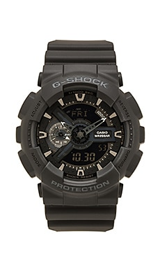 G-Shock Military GA-110 in Black