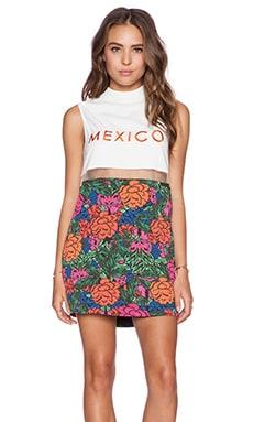 Casper & Pearl Mexico City Dress Print in Floral