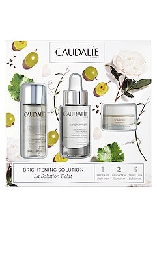 Vinoperfect Brightening Solution Set CAUDALIE $79