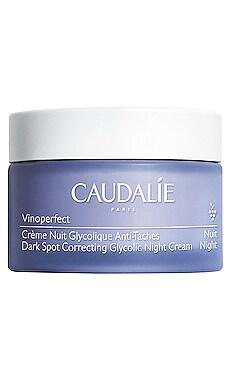 Vinoperfect Brightening Glycolic Night Cream CAUDALIE $65