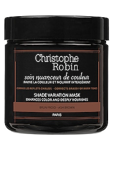Shade Variation Care Mask Christophe Robin $53 BEST SELLER