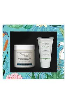 Healthy Glow Detox & Hydrate Gift Set Christophe Robin $49