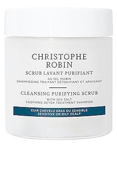 CLEANSING 두피 트리트먼트 Christophe Robin $19