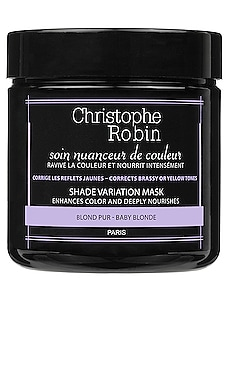 Shade Variation Care Mask Christophe Robin $53