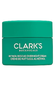 Retinol Rescue Overnight Cream Clark's Botanicals $105 BEST SELLER