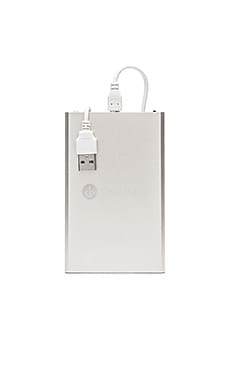 Premium Power Battery in Silver