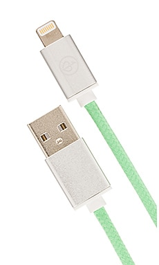 Chic Buds Sync & Charging Cable in Mint