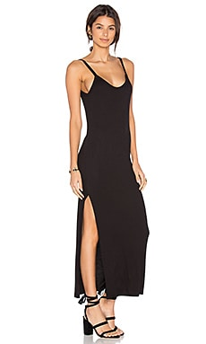 Viona Dress in Black