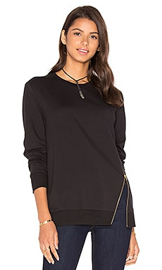 Courtney Pullover in Black