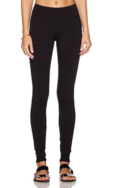 C&C California Full Legging in Black