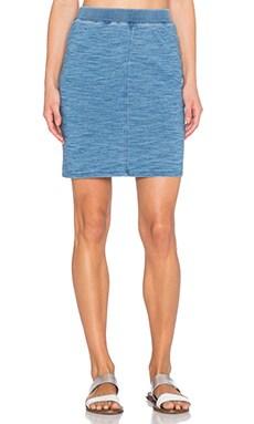 C&C California Pencil Skirt in Indigo