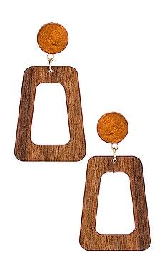 Anita Hoop Earrings Casa Clara $48 BEST SELLER