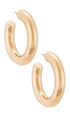 Dallas Hoop Earrings Casa Clara $52