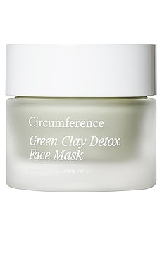 Green Clay Detox Face Mask Circumference $65