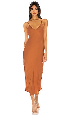 Vaea Slip Dress Cali Dreaming $250