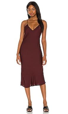 X REVOLVE Vaia Slip Dress Cali Dreaming $168