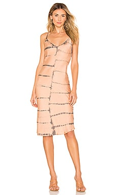 Vaea Slip Dress Cali Dreaming $189