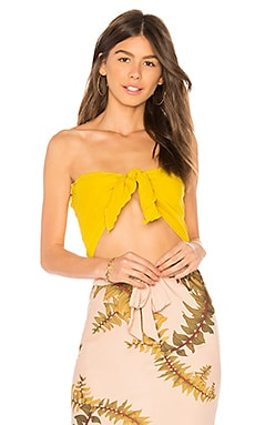 Bow Tie Top Cali Dreaming $27 (FINAL SALE)