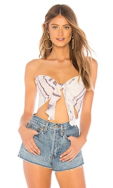 Bow Tie Top Cali Dreaming $70 NEW ARRIVAL