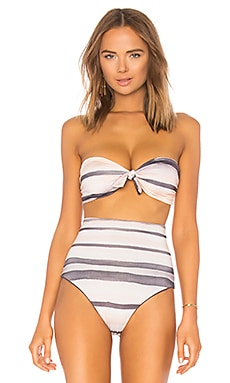 Nubby Bandeau Top Cali Dreaming $110 BEST SELLER