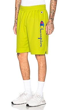 Champion Shorts Champion Reverse Weave $22 (Rebajas sin devolución)