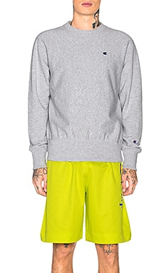 Champion Crewneck Sweatshirt Champion Reverse Weave $110