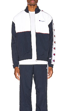 Full Zip Top Champion Reverse Weave $130