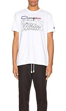 Centenary T-Shirt Champion Reverse Weave $60