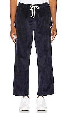 Corduroy Straight Hem Pant Champion Reverse Weave $80