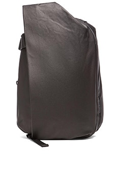 Cote & Ciel Isar Rucksack in Coated Canvas Black