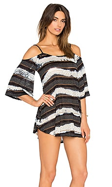 TUNIQUE ALICE COLD SHOULDER