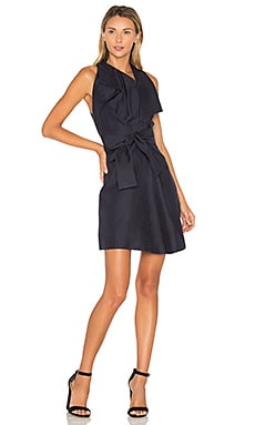 Mercer Dress in Midnight