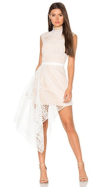 Aleita Dress in Ivory