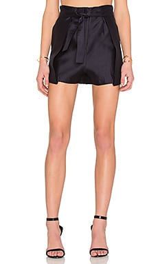Acler Montego Short in Midnight
