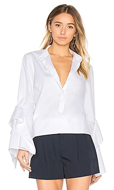 Sloan Top in White