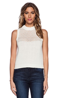 Central Park West Nashville Tank in Ivory