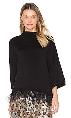 Beekman Place Sweater en Noir