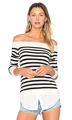 Santa Cruz Off Shoulder Sweater