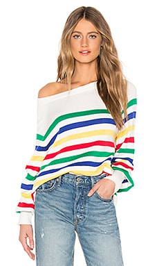 Frascati Pullover Sweater Central Park West $130