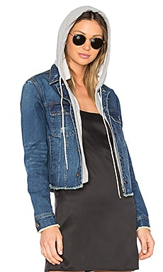 Beacon Hooded Jean Jacket