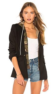 Куртка verbena - Central Park West, Черный, Черный