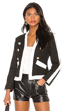 L'Horizon Two Tone Jacket Central Park West $196
