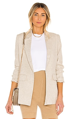X REVOLVE Birch Blazer Central Park West $216