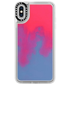 Neon Sand iPhone XS Max Case Casetify $38 (FINAL SALE)