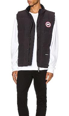 Freestyle Crew Vest Canada Goose $450