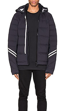 BLOUSON BLACK LABEL HYBRIDGE CW Canada Goose $850