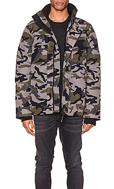 Forester Jacket Canada Goose $825