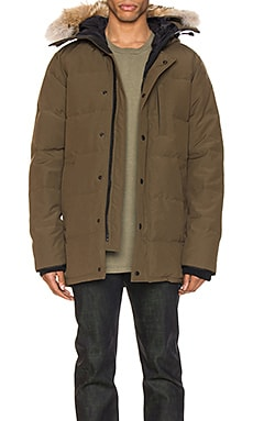 Carson Parka Canada Goose $1,050
