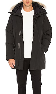 Langford Parka With Coyote Fur Trim Canada Goose $1,150